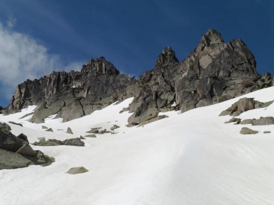 Cresta de La Mourelle