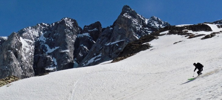 guías de esquí de montaña vignemale
