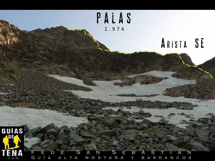 Palas Arista sudeste