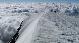 Guías de montaña alpes