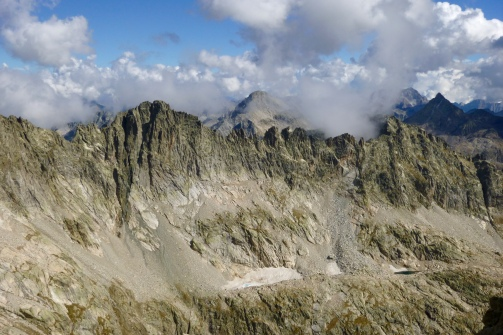 Cresta del Diablo Costerillou, Balaitus