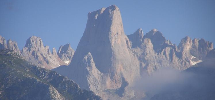 guia de escalada Picos de Europa