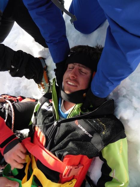Cursos para personal sanitario de rescate en montaña (IMMED)