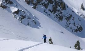 esqui de montaña guía