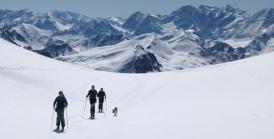 GARMO NEGRO esqui montaña