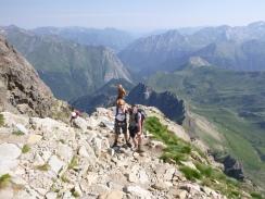 Midi d'Ossau guia montaña