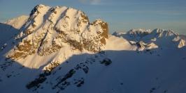 Picos de Brazato y Macizo de Monte Perdido
