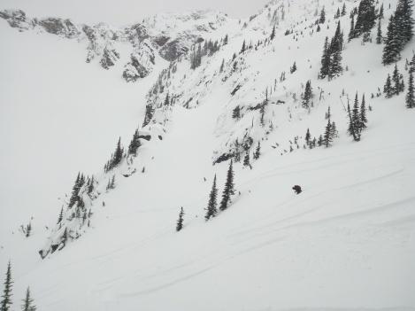 Esqui de montaña en CANADA