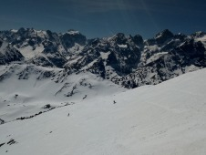 Ski touring & splitboard in the ALPS.