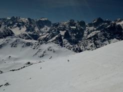 Ski touring & splitboard in the ALPS.