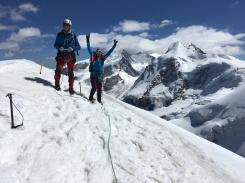Cumbre del Roccia Nera