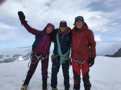 Cuatromiles con guía de montaña
