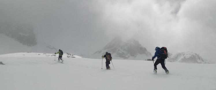 guias de esqui de travesía