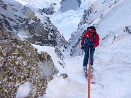 Freeride Formigal panticosa guía de montaña