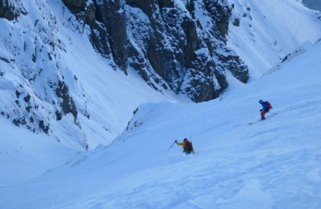 Freeride Formigal guía de montaña