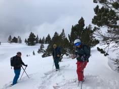 Freeride guía de montaña Valle de Tena