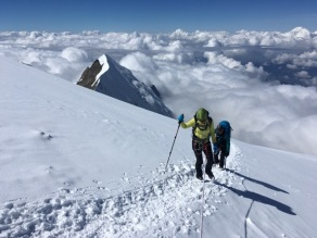 GUIA MONT BLANC MOUNTAIN GUIDE